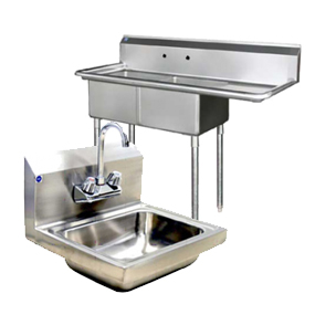 Warewashing Sinks