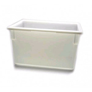 Cambro 182615P148 22 Gal. Food Storage Container - Natural White