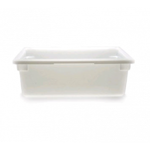Cambro 18269P148 13 Gal. Camwear Food Storage Container - Natural White