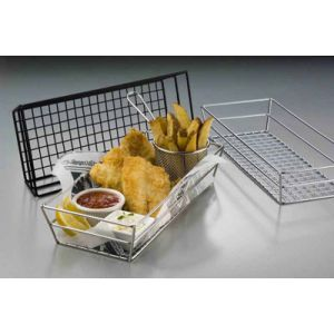 American Metalcraft GCRB2613 Metal Serving Baskets
