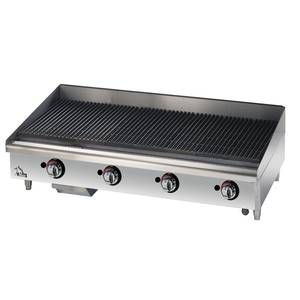 "Star 6148RCBF Star-Max 48"" Countertop Radiant Gas Charbroiler"