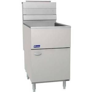 Pitco 65C+S Gas Fryer,65-80 lb, 150,000 BTU