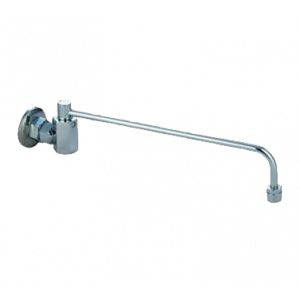 "GSW AA-511G Faucet, Chinese Range 17"" spout, 3/8"" or 1/2"" NPT male inlets"