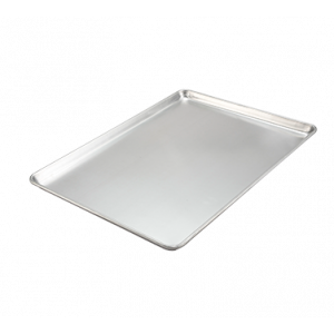 "Winco ALXP-1826 Sheet Pan, Full Size, 18"" x 26"" - Aluminum"