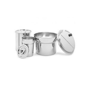 Crestware BMC03 Cover, Bain Marie Pot, Stainless