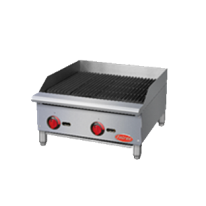 "Entree BR24 24"" Gas Charbroiler"