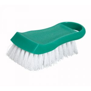 Winco CBR-GR Cutting Board Brush - Green