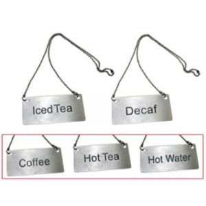 "Update CS-ITE Beverage ""Ice Tea"" Chain Sign (DZ)"