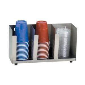 Dispense Rite CTLD-15 Lid Dispenser, Countertop