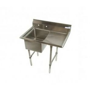 Klingers ECS-1-24R Sink, one (1) compartment