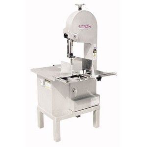 "German Knife GBS-270S 93"" Stainless Meat Band Saw Floor Model 1.5 HP"