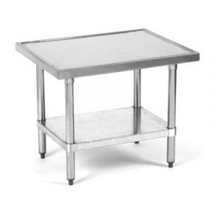 "Globe XTABLE Economy Equipment Stand, 30""W x 24""D x 24""H"