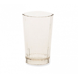 Cambro HT8CW135  Huntington 8 Oz. Tumbler (3DZ) - Clear