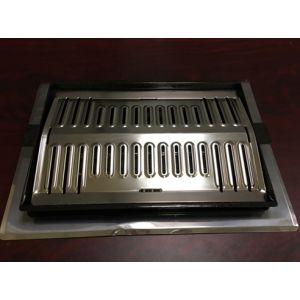 JSDR-100  Square Up-Draft Grill