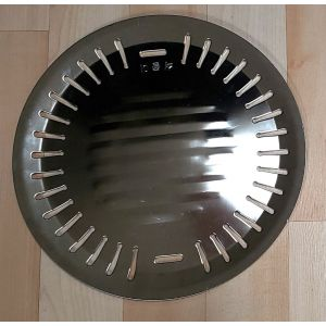Stainless Steel Plate for Gas - JSCR 200