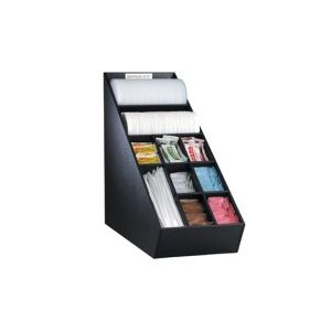 Dispense Rite NLS-1 Condiment Caddy, Countertop Organizer