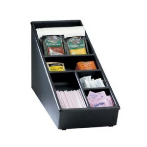 Dispense Rite NLS-1BT Condiment Caddy, Countertop