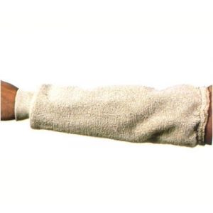 "San Jamar SLWT16 SLEEVE 18"", heavy duty institutional grade 100% cotton terry"