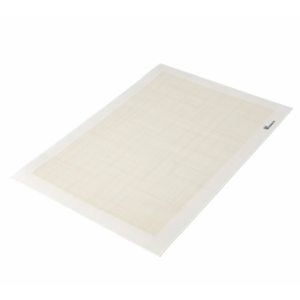 "Winco SBS-16 Rectangular Baking Mat, 11-7/8"" x 16-1/2"", Silicone"