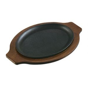 Lodge UGOH Sizzle Thermal Platter Underliner